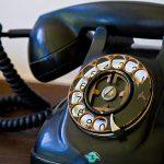 サラバ、固定電話