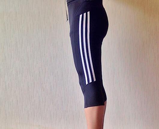 """ランニングタイツを購入。デザインと履き心地の良さは""""やっぱりadidas!"""""""