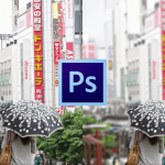 【Photoshop】コンデジやスマホで撮影した写真の背景を一眼レフ風にぼかす2つの方法。