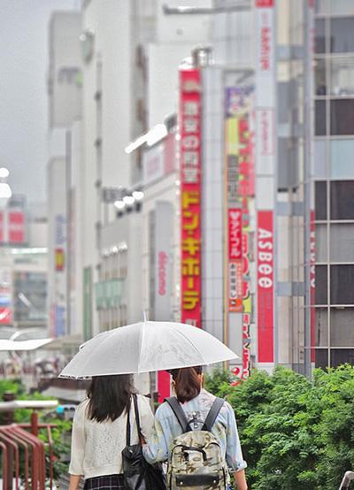 あめのまちだ2015_JR町田駅