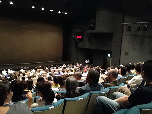 本多劇場プロデュース『牡丹灯籠』2015