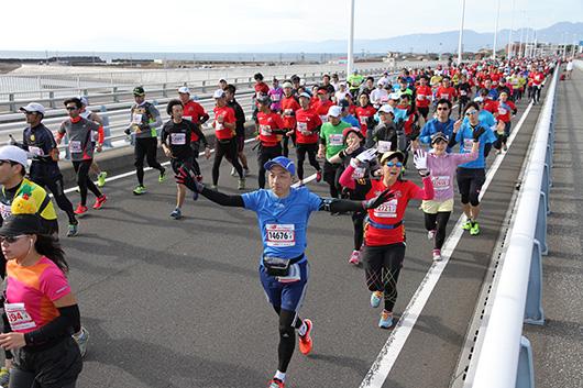『第10回湘南国際マラソン』を走ってきました