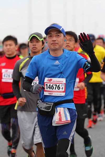 初めてのフルマラソンでどうにか完走!『第10回湘南国際マラソン』を走ってきました。