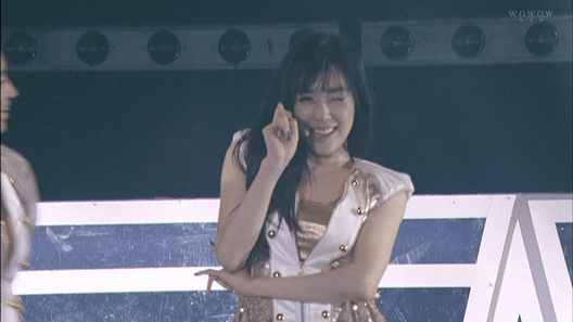 GIRLS' GENERATION~Girls&Peace~Japan 2nd Tour_Tiffany