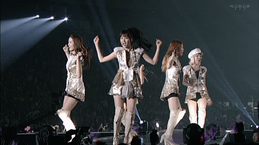 GIRLS' GENERATION~Girls&Peace~Japan 2nd Tour