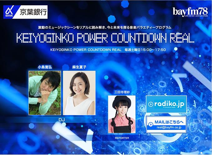 KEIYOGINKO POWER COUNTDOWN REAL